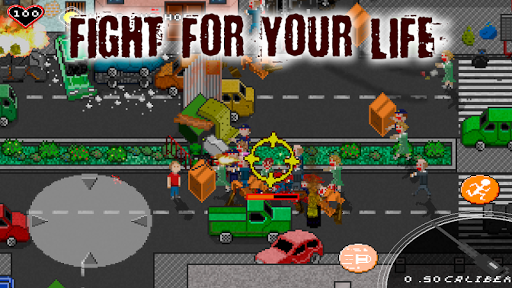 Dead Chronicles: retro pixelated zombie apocalypse 2.6.8 screenshots 2