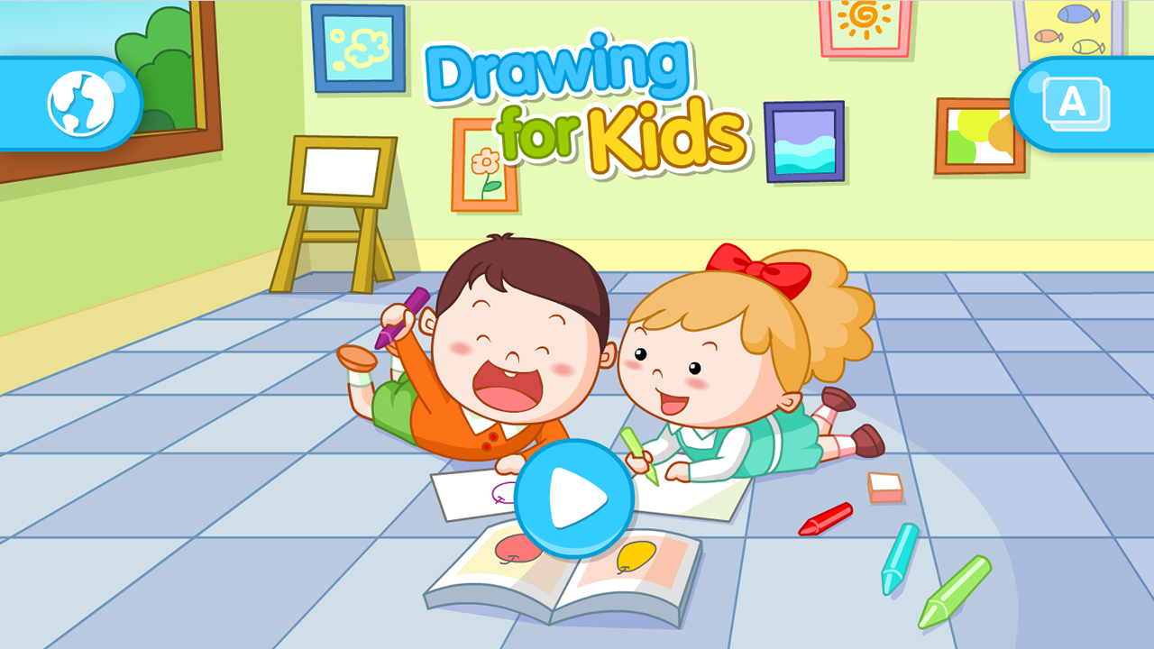 drawing for kids screenshot - Picture Drawing For Kids