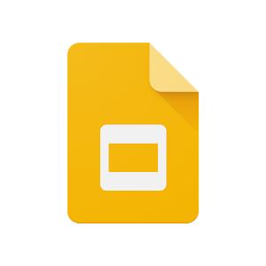 Google Slides for pc