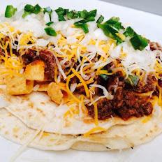 Texas Tornado Burrito
