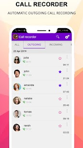Automatic All Call Recorder – new 2020 App Download For Android 8