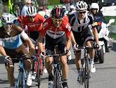 """Monfort doet in Zwitserland mee voor ritzege en droomde zelfs van meer: """"Heb toch even aan leiderstrui gedacht"""""""