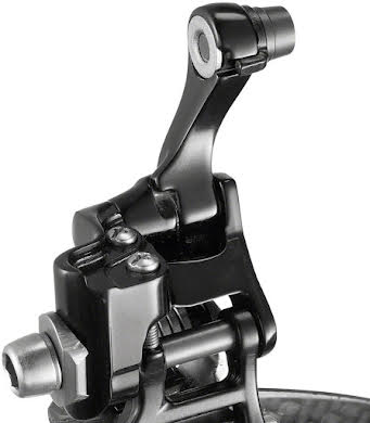 Campagnolo Super Record 12s Front Derailleur, 12-Speed, Braze-on, Carbon alternate image 1