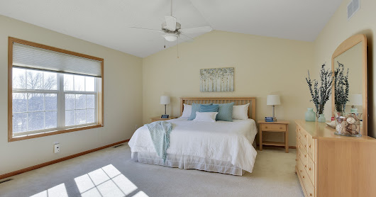 Occupied Home Staging - Waconia, MN - February 2017