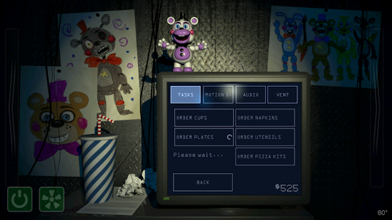 FNaF 6: Pizzeria Simulator Screenshot
