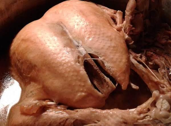 One Hour Whole Turkey Recipe