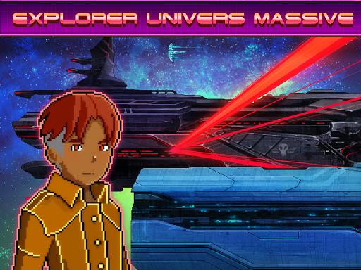 Pixel Starshipsu2122: Hyperspace  captures d'u00e9cran 10