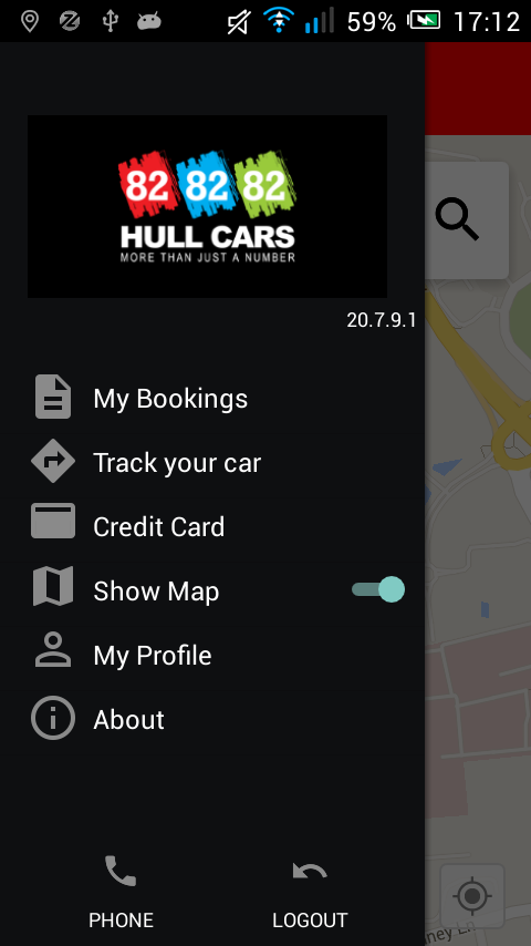 Hull Cars- screenshot