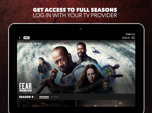 AMC: Stream TV Shows, Full Episodes & Watch Movies screenshot 7