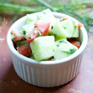 Cucumber Ranch Salad