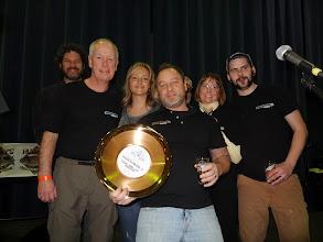 Photo: Great Alaska Beer and Barley Wine Festival awards ceremony.