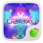 Colorful Galaxy Keyboard Theme 1.85.5.82 Apk