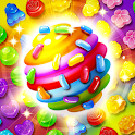Candy Smash - 2020 Match 3 Puzzle Free Game icon