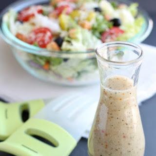 Copycat Olive Garden Salad Dressing.