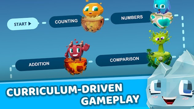 Download Matific Galaxy - Maths Games for Kindergarten APK latest ...
