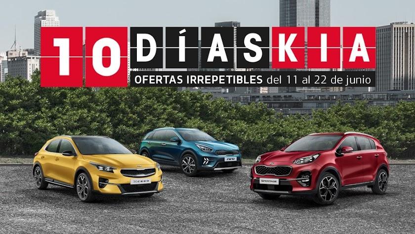 kia  Automóviles Robe, garantía de calidad y servicio.
