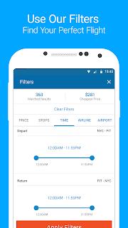 CheapOair Flights, Hotel & Car screenshot 03