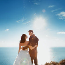 Wedding photographer Anna Krigina (Krigina). Photo of 13.10.2016