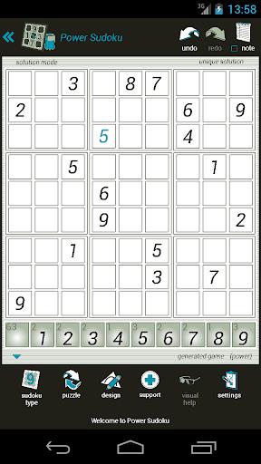 Power Sudoku Trial