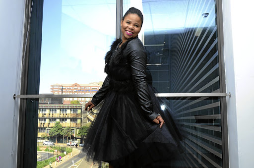 Gospel singer Kholeka is ready with her new offering.