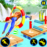 Stuntman Water Running Game 1.0