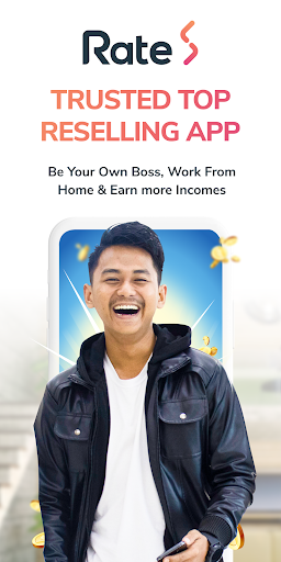 RateS - Earn Money, Work from Home, Resell Goods 2.12.2 screenshots 1