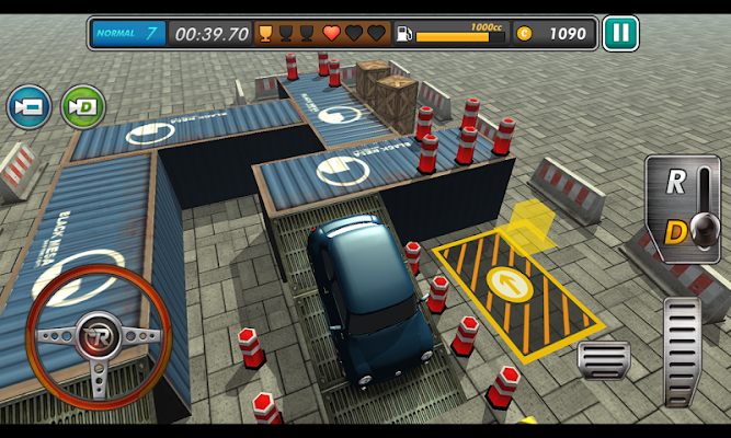 RealParking3D Parking Games v3.04