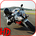 Moto Racing HD Video Wallpaper icon