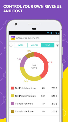 Leeloo: Appointment Scheduler & SMS text reminder 2.22.18 screenshots 4