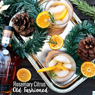 Rosemary Citrus Old Fashioned