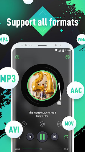 Lark Player —— YouTube Music & Free MP3 Top Player screenshot 6