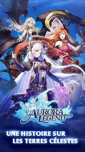 Aurora Legend -AFK RPG fond d'écran 1
