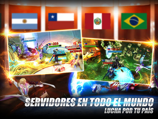 Download Goddess: Primal Chaos - MMORPG de acción 3D Apk Latest
