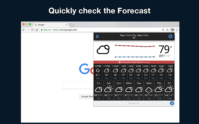 go weather outside theme