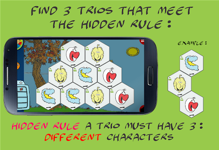 Timologic: Hidden Patterns Screenshot