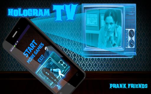 Hologram TV Remote Control