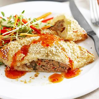 Chili Turkey Hand Pies.