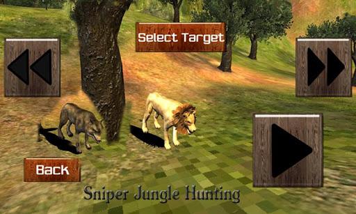 Sniper Jungle Hunting 3D