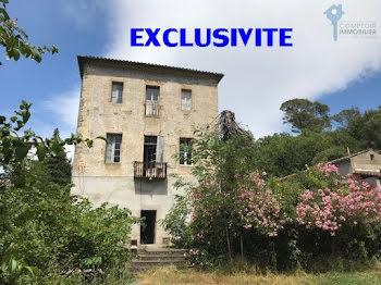 maison à Saint-Martin-de-Valgalgues (30)