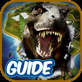 Guide for LEGO Jurassic World!