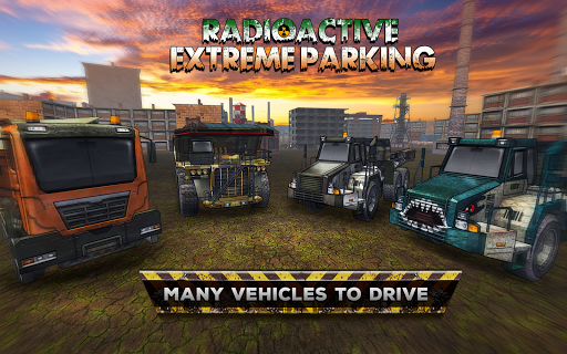 RadioActive Extreme Parking