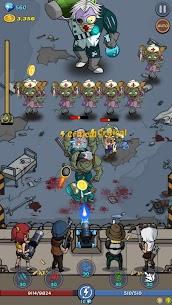 Zombie War: Idle Defense Game Mod Apk 89 (Unlimited Gold/Diamonds) 6
