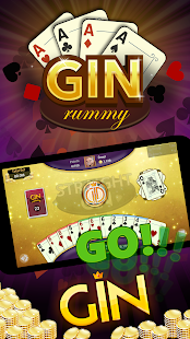 Gin Romme - Offline Screenshot