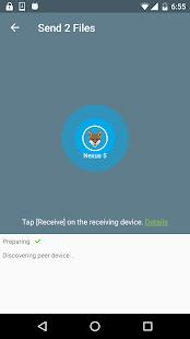 App Easy Share : WiFi File Transfer APK for Windows Phone