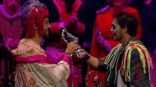 La chirigota de Roquetas se alza con el 2º puesto del Carnaval de Málaga