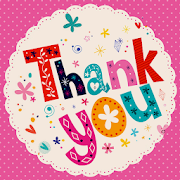 Thank You Greeting Cards maker