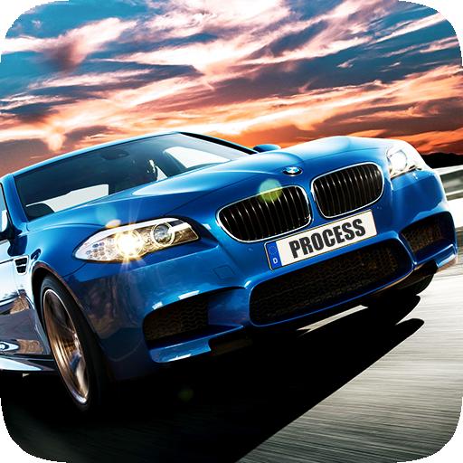 M5 E60 Drift Simulator (game)
