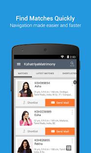 KshatriyaMatrimony - Trusted choice of Kshatriyas - náhled