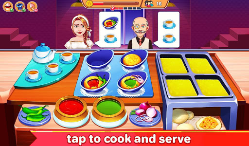 Indian Cooking Madness - Restaurant Cooking Games 1.0.7 screenshots 1