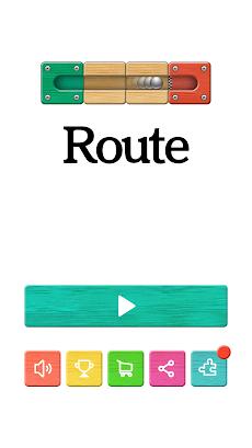 頭が良くなる スライドパズル Routeのおすすめ画像4